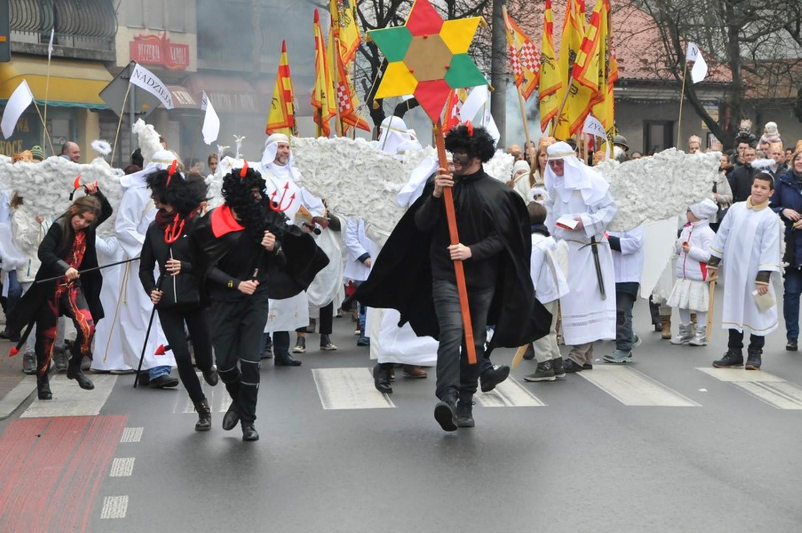 ORSZAK TRZECH KRÓLI – 6 STYCZNIA 2018 R.
