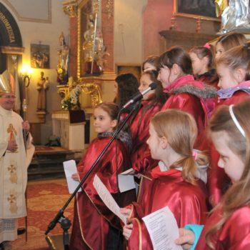 OPŁATEK DLA SCHOLI I DZIECI MARYI