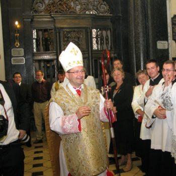 6 rocznica sakry biskupiej Ojca Biskupa Damiana Muskusa OFM