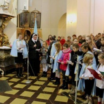 Jubileusz 10 – lecia Dzieci Maryi